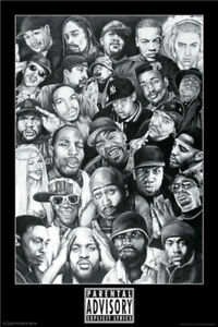 Rap-Gods-2015-POSTER-61x91cm-NEW-legendary-rappers-superstars-rapping-hip-hop