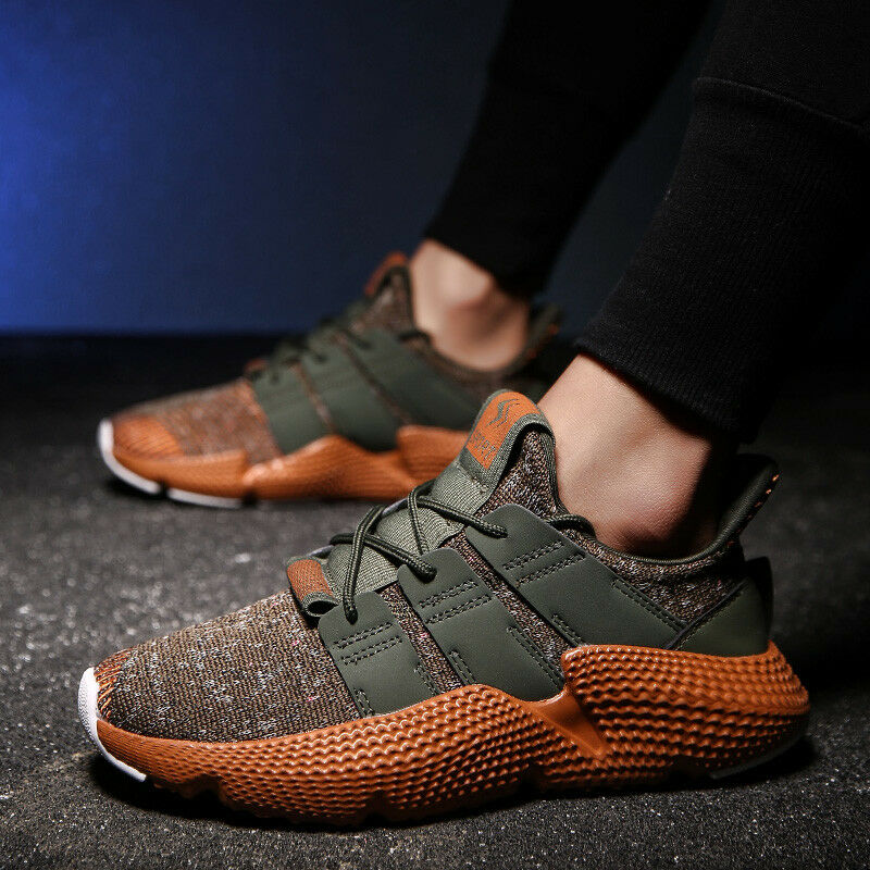 Men's Fashion Sneakers Super Casual Shoes Breathable Athletic Running Jogging