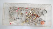 Lot Of Vintage Compression Lug Terminal Connectors Electrical Wire