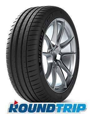 2x Michelin Pilot Sport 4 215//45 ZR17 91Y XL