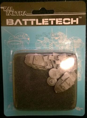 Ral Partha Battletech 20-639 KGA-2B Kanga 2 Mint, Sealed