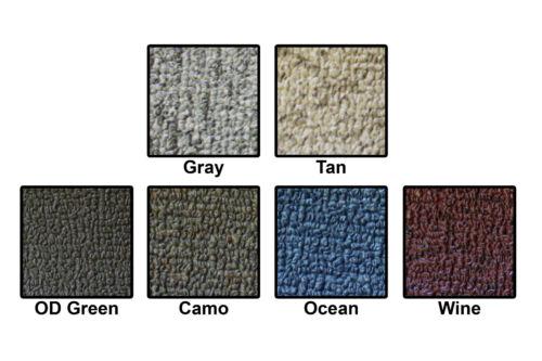 Marideck Boat Marine Vinyl Flooring 6/' Wide Custom Length  Color