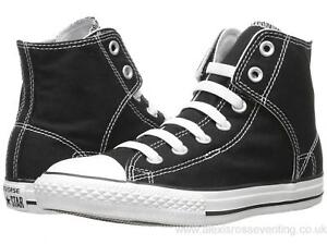 Details about Converse Chuck Taylor All Star Black easy slip HI Top