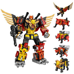 Wei-Jiang-Transformation-predaking-Giant-Spirit-Storm-Tooth-Tiger-War-Figure