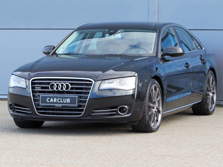Audi A8 4,2 TDi 350 quattro Tiptr. 4d - 499.900 kr.