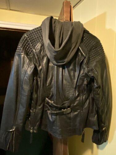 Harley Davidson Women Mantle TripleVent Leather Ja
