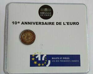 Coincard-mit-2-Euro-Gedenkmuenze-Frankreich-2012-BU-Bargeld-Blister