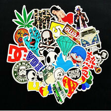 50 Pieces Stickers  Sticker Graffiti Laptop Luggage Car mix lot