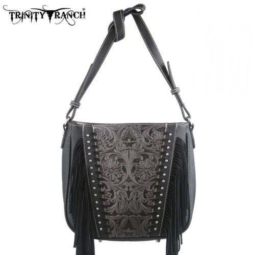 Ranch Bolso Trinity Western en con Frays 3 Bag colores qErtxnzE