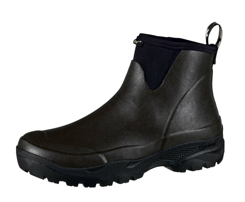 Seeland Rubber schoenen Rainy Lady-zwart... 4 MM Neopreen