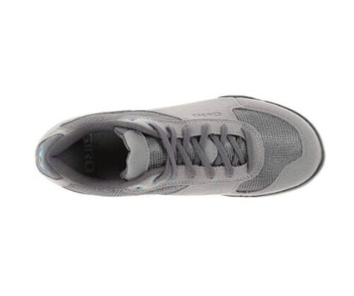 EU 40 Women/'s Giro Petra VR Cycling Athletic Shoes Gray Blue US Size 8.5