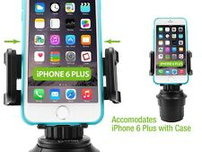 Universal Cell Phone Holder Cup Mount Holde for Samsung Galaxy Note 5 4 for car