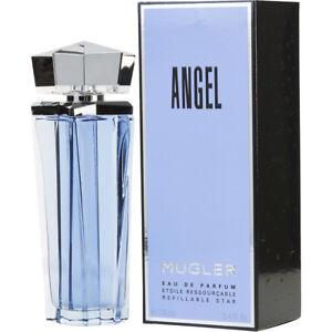 ANGEL-100ml-REFILLABLE-EAU-DE-PARFUM-SPRAY-FOR-WOMEN-BY-THIERRY-MUGLER-NEW-EDP