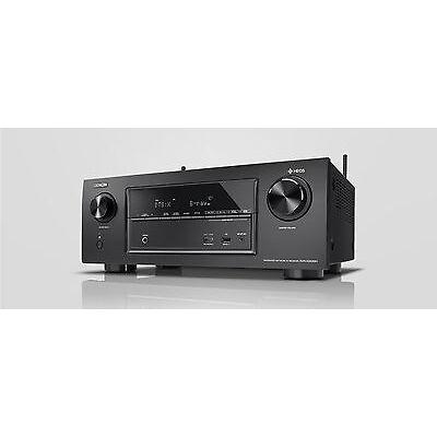Denon AVR-X2400H 7.2 AV-Receiver, HEOS, Bluetooth, Dolby Atmos, DTS:X