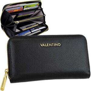 online zu verkaufen Gedanken an heißer verkauf authentisch Details zu VALENTINO Damen Leder Brieftasche Geldbörse Portemonnaie  Geldbeutel Geldtasche