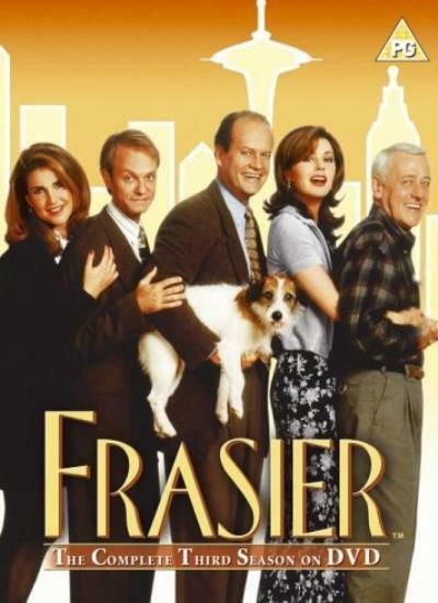 Frasier: Complete Series 3 [DVD] By Kelsey Grammer,David Hyde Pierce.