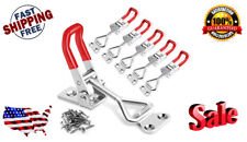 6 Pack Adjustable Toggle Latch Clamp 4001 330 Lbs 150kg Holding Capacity New