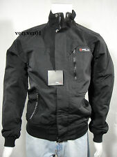 RALPH LAUREN RLX Racer/Motorcycle/Bomber Water Resistant Tech Jacket Black sz S