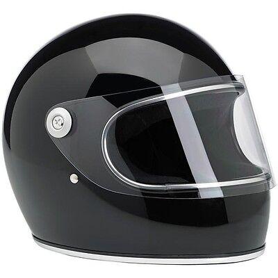 *Fast Shipping* BILTWELL GRINGO S MOTORCYCLE HELMET (Solid, Checker, Titanium..