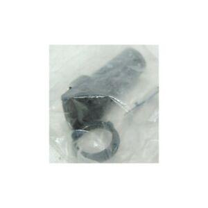 Bouton tournant noir Ø 22mm à manette 2 positions contact 1O+1F Harmony SCHNEIDE