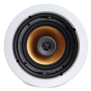 Klipsch-CDT-5650-C-II-6-5-In-Ceiling-Speaker-White-Pair-Brand-New