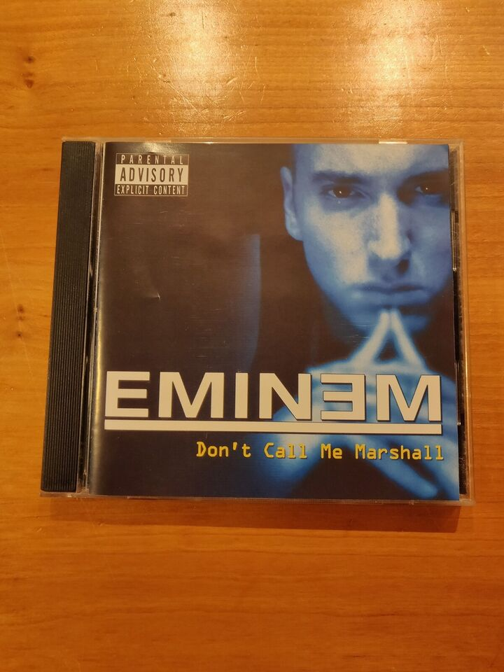 Eminem: Don't Call Me Marshall, hiphop