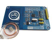 PN532 NFC RFID Reader/Writer Shield Breakout Board Module Compatible Arduino