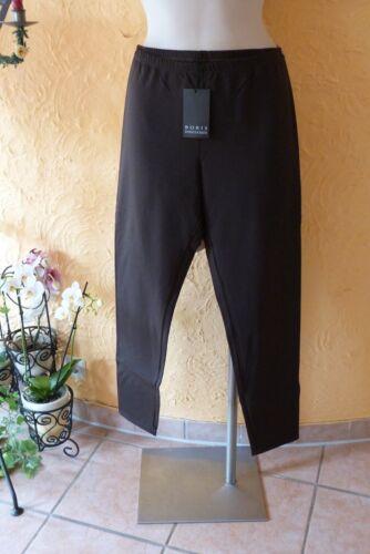 New Boris Face Industries 42 40 Brown Double Chocolate Leggings Lagenlook Winter 2 rrx6ZYF