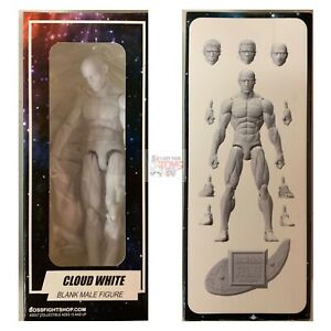 CLOUD-WHITE-MALE-BLANK-Boss-Fight-Studios-4-034-Inch-Bagged-ACTION-FIGURE