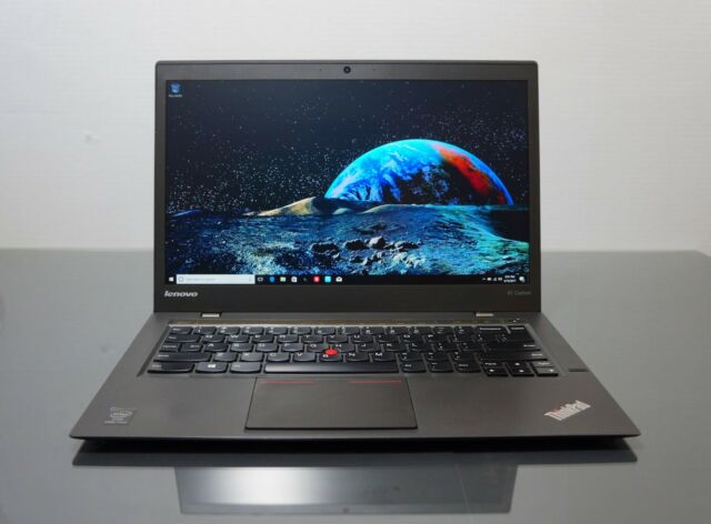 Lenovo ThinkPad X1 Carbon laptop Core i7 3.3Ghz HD+ 256GB SSD LED Backlit keys