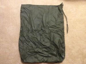 US-Military-Waterproof-Dry-Clothing-Laundry-Bag-OD-ALICE-Field-Pack-Liner-Used