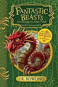 Fantastic Beasts and Where to Find Them: Hogwarts Library Book, Rowling, J.K., U