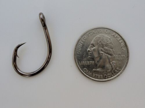 84 Circle Hooks 4x Strong Size 1//0-84 pieces fishing hooks