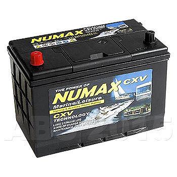 Numax CXV30HMF Sealed Leisure Marine Battery 105ah XV30HMF
