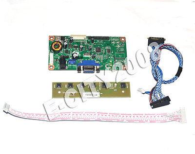 VGA Input LCD Screen Controller Board Kit for B116XTN04 1366*768 DIY PC Monitor