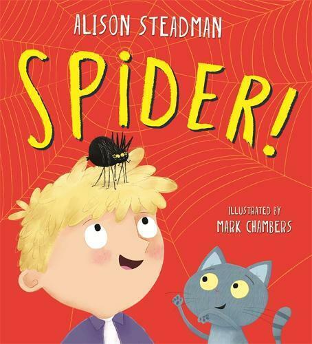 Spider!, Steadman, Alison, New,