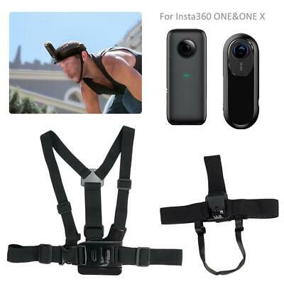 Insta360 ONE X /& ONE Panoramic Action Camera Sports Accessory Skate Bundle