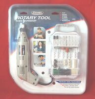 Chicago Power Tool 39701 Rotary Tool Set New/sealed