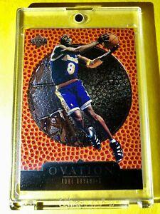 Kobe-Bryant-RARE-UPPER-DECK-OVATION-SPECIAL-BASKETBALL-FINISH-CARD-29-Mint