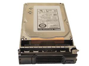 Dell-Compellent-600-GB-15K-disco-duro-de-unidad-de-disco-duro-SAS-para-SC200-SCv2020-pn-6DG83