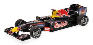 1 18 Red Bull Renault RB6 Vettel Brazil 2010 1 18 • Minichamps 110100205