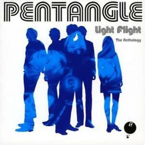 Pentangle-Light-Flight-The-Anthology-CD-2-discs-2006-NEW-Great-Value