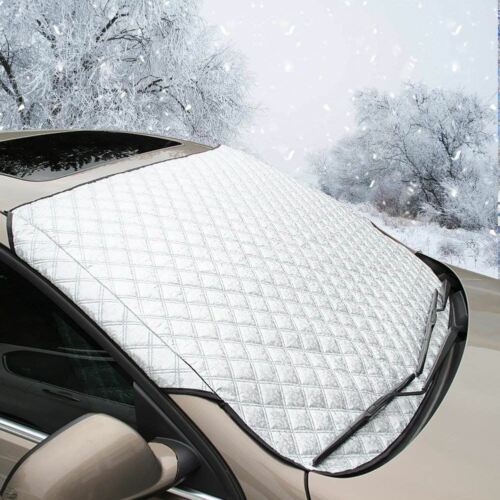 Winter Anti Frost Car Windscreen Snow Ice Cover Fits NISSAN NV200 COMBI 10-ON