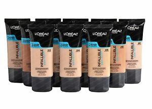 L'oreal INFALLIBLE Pro-Glow Foundation 24Hr Broad Spectrum SPF 15 - choose shade
