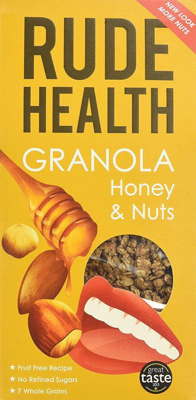 Grosadoro Salud Honey Honey Honey & Tuercas Granola 500g 2329aa