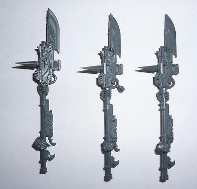 G647 Adeptus custodes gardien Guard GUARDIAN Spear B