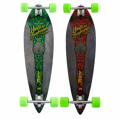 Mindless tout Longboards Voodoo Jivaro Complet Longboard-Couleurs diverses
