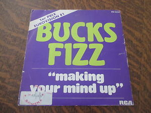 45-tours-BUCKS-FIZZ-making-your-mind-up