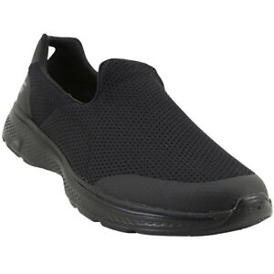 Skechers-Go-Walk-4-Incredible-54152-Black-New-Shipment