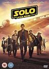 Solo a Star Wars Story 2018 Genuine UK R2 DVD Immediate DISPATCH